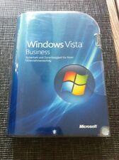 Microsoft Windows Vista Business Deutsch, Retail Vollversion mit  MwSt-Rechnung