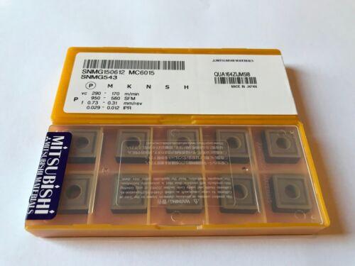10x MITSUBISHI   Wendeplatten    SNMG 150612     MC6015   NEU mit Rechnung!!!