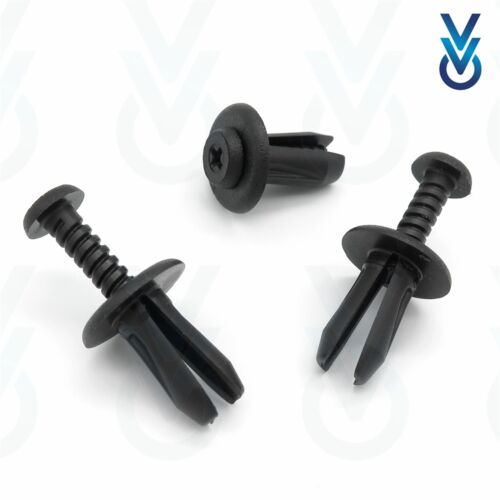 10x VVO® Fiat Front Bumper Clips /& Trim Fasteners 51877375