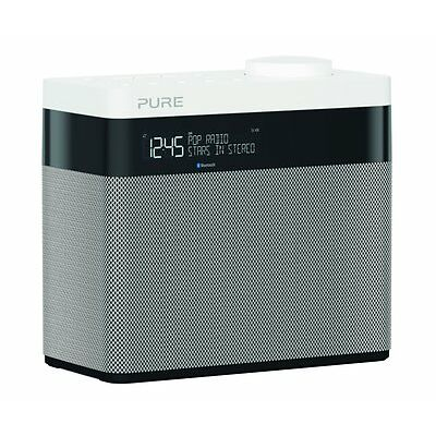 Pure Pop Maxi Bluetooth DAB FM Digital Radio Alarm Clock
