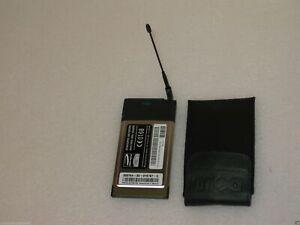 NEW GENUINE Dell TrueMobile 5000 GPRS PC Card Modem + Case 5M136 , 6M154