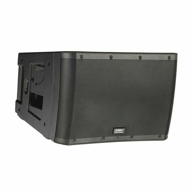QSC KLA12 2-way Line Array Loudspeaker KLA-12 Speaker PROAUDIOSTAR. Buy it now for 1369.99