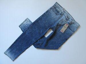 Levi's Nwt Jeans stretch 502 191816965345 24 Jeans Regular délavés l'acide Pantalons stretch à heures HRwSdqwx