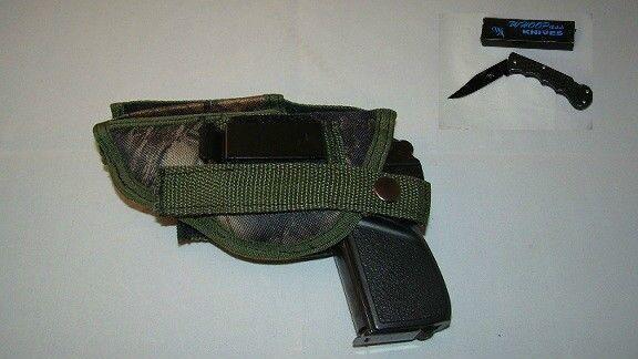 """MKII /& MK I GUN HOLSTER RUGER MK I 4-4 1//2/"""" BARREL HUNTING SECURITY 313"""