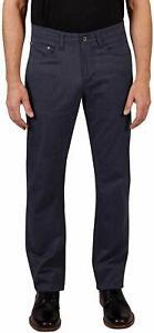Weatherproof-Vintage-Men-039-s-5-Pocket-Twill-Pant