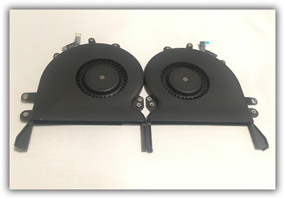Apple MacBook Pro A1707 Touch Bar 2016//17 Left Right Pair Set CPU Cooling Fans