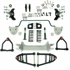 Mustang Ii 2 Ifs Front End Kit For 32 47 Studebaker Stage 2 Standard Spindle Fits 1939 Ford