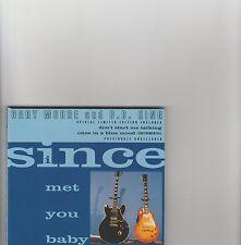 Gary Moore & B.B.King-Since I met you baby UK cd single 1992