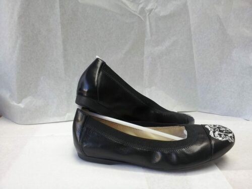 Schuhe Pelle 37 Flat Scarpe Magli Shoes Donna Bruno Woman Ballerine Zapatos 6wxS8qPzHF