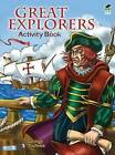 Great Explorers Activity Book by George Toufexis (Paperback, 2012)