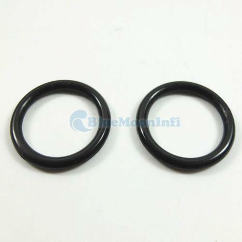 "Plastic O Rings 3//4/"" 1/"" 1.5/"" 2/"" for Dee webbing Belts Buckle Bag 20 50 100 PCS"