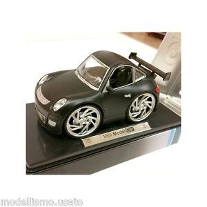 Mini-Modelo-Coche-Porsche-1-28-con-luces-RTR-WDA1780-modelismo