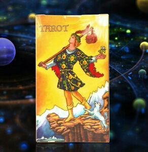 TAROT-Deck-78-Cards-Set-Most-Popular-Waite-Rider-Magic-Card-Game-Oracle-Future