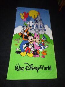 Image Is Loading Large Walt Disney World Beach Towel Minnie Mickey