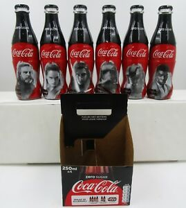 Full-2017-Star-Wars-Last-Jedi-GLASS-Coca-Cola-6-Bottle-set-Disney-Netherlands