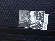 m11e ephemera 1940s ww2 picture East indies drummer as air raid siren