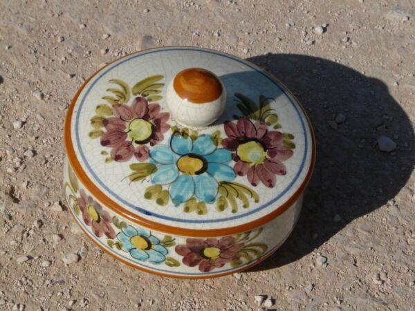 Ciotola Portagioie O Portacioccolatini In Ceramica Craquelé
