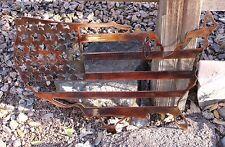 "United States Art Flag Metal Wall Art  16 1/2"" wide x 15"" tall copper/bronze"