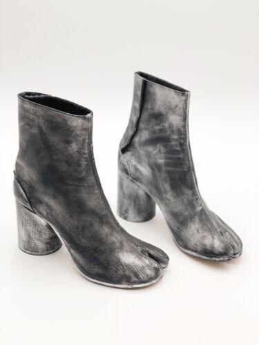 MAISON MARTIN MARGIELA 1990's Vintage black silver