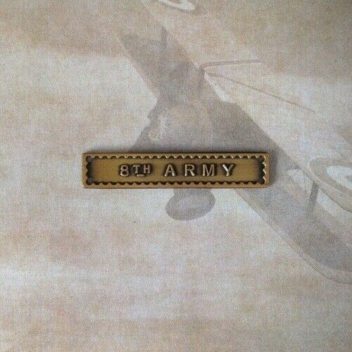 8th Army Medal Clasp