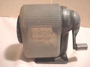 Vintage Dixon Pointer No 15 Desk Top Wall Mount