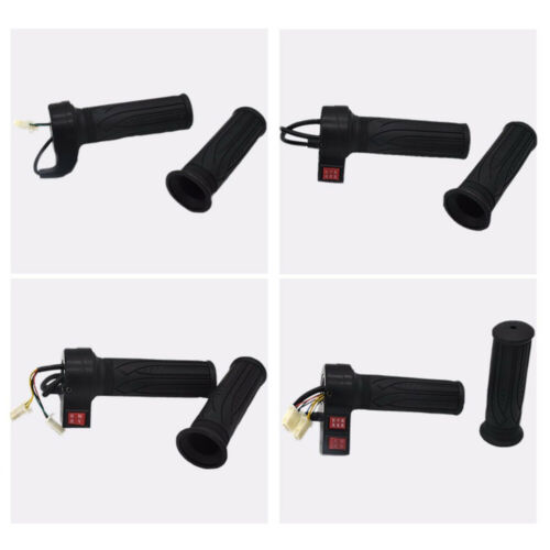 Electric Bicycle Throttle Grip Speed Controller Handlebar Grip E-bike Scooter