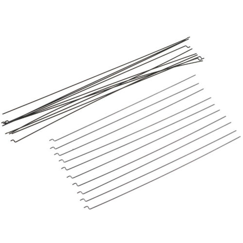 10Pcs Z type D1.2mm steel wire push pull rod pushrod for rc aircraft airplane BY
