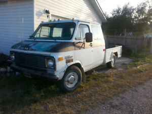 1972 GMC RALLY VAN/TRUCK THING