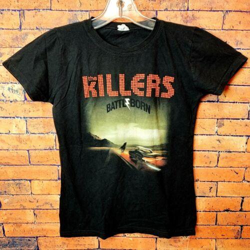 The Killers | Battle Born 2012 Concert Tour T-Shir