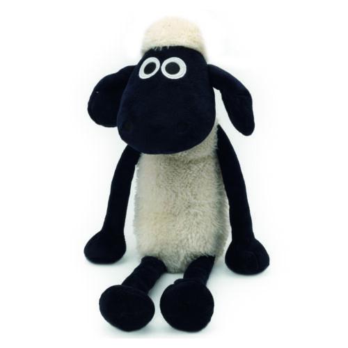 Shaun das Schaf Beheizbare Mikrowellengeiegnet Plüsch Toy Wärmflasche Bett Warm Film- & TV-Spielzeug