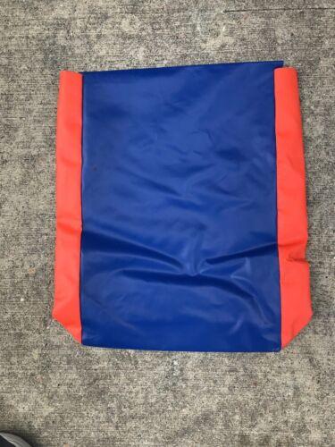 Warrior Edmonton Oilers Team Issued Pro Stock Skate Bags 2335