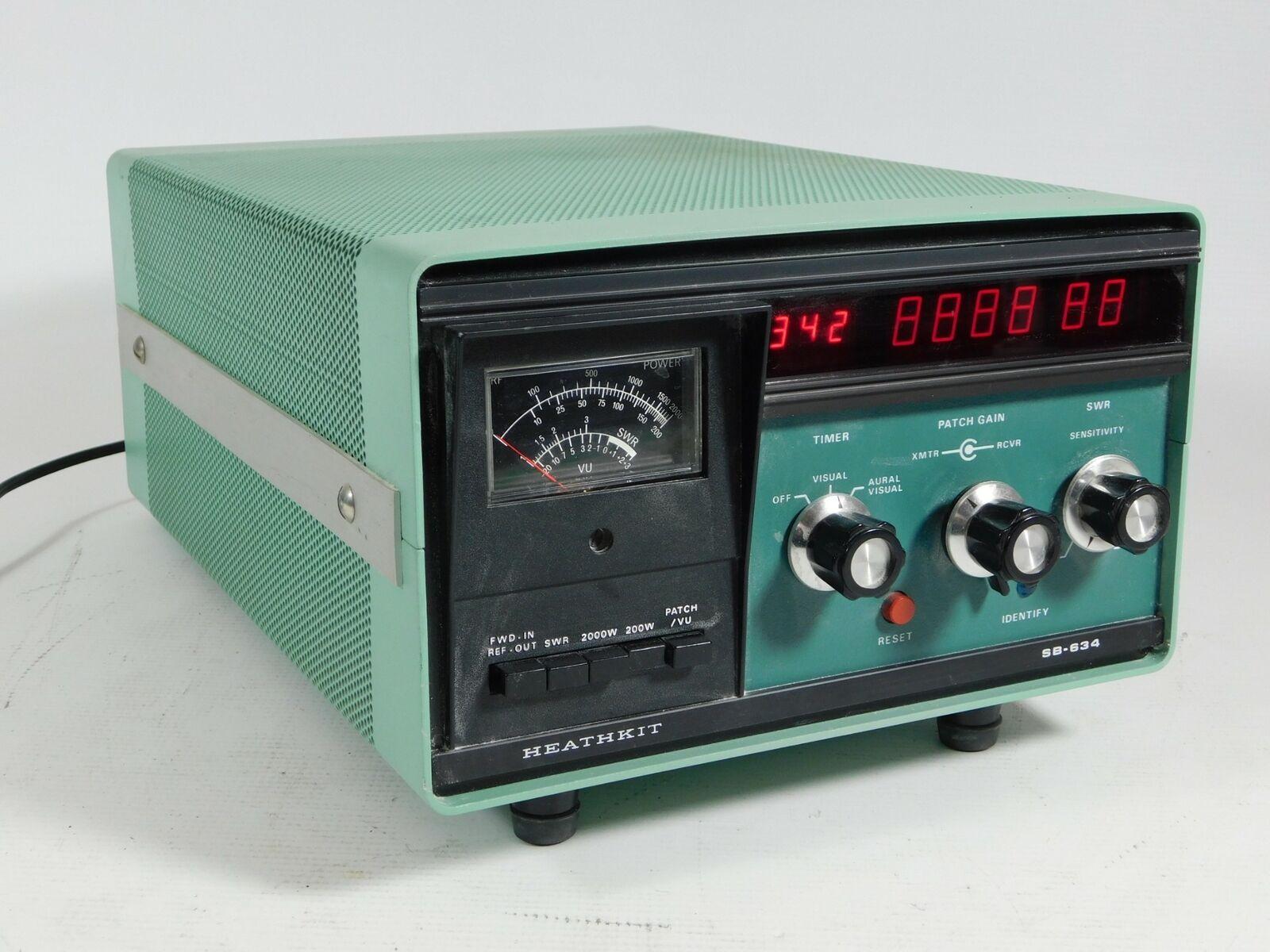 Heathkit Sb 110a Amateur Radio Transceiver For Repair For Sale Online Ebay
