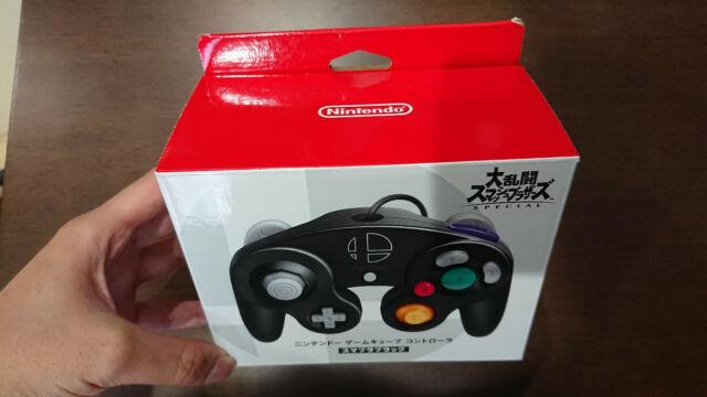 Nintendo Official Game Cube Controller Super Smash Bros Ultimate GameCube F/S