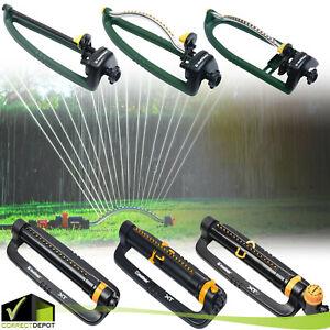 Oscillating-Lawn-Sprinkler-Adjustable-Water-Sprayer-Range-Yard-Watering-Garden