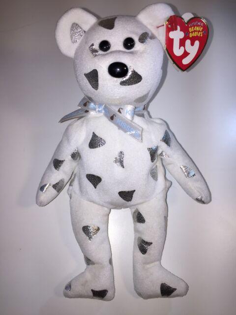 Ty Beanie Babies Hershey Bears Set of 3 - Creamy Smoothie   Yummy MINT 637e006b6a9c