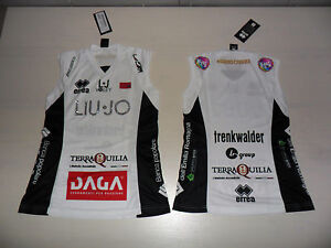 Náutico Mil millones Confiar  FW15 Liu Jo Modena SIZE S T-Shirt Volleyball Women's Volleyball Shirt White  | eBay
