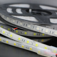 5050 SMD 300 led flexible strip light 12V DC 5M ip68 Waterproof RGB Tape lamp