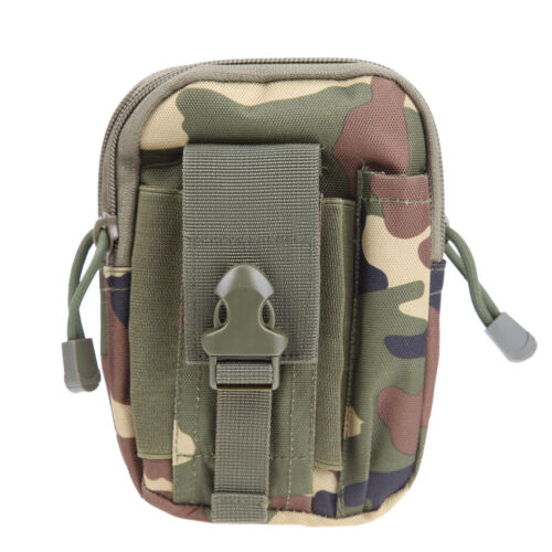 Tactical Waist Pack Belt Bag Outdoor Camping Military Molle Fanny Pouch Wallet
