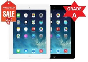 Apple-iPad-4-WiFi-GSM-Unlocked-16GB-32GB-64GB-128GB-Black-or-White-R