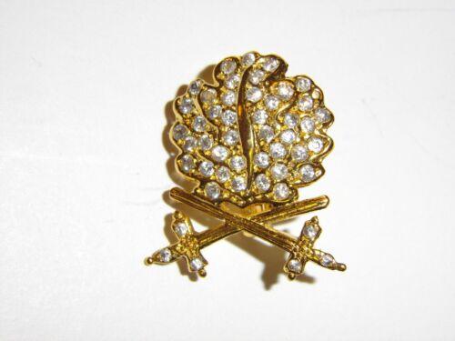 50019 WW2 German Gold Oak Leaves Swords Diamonds Knights Cross Hans Rudel G1B5