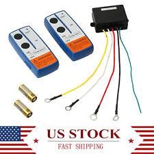 100ft 12v Wireless Winch Remote Control Switch Handset For Car Atv Truck Bi567 For Sale Online Ebay