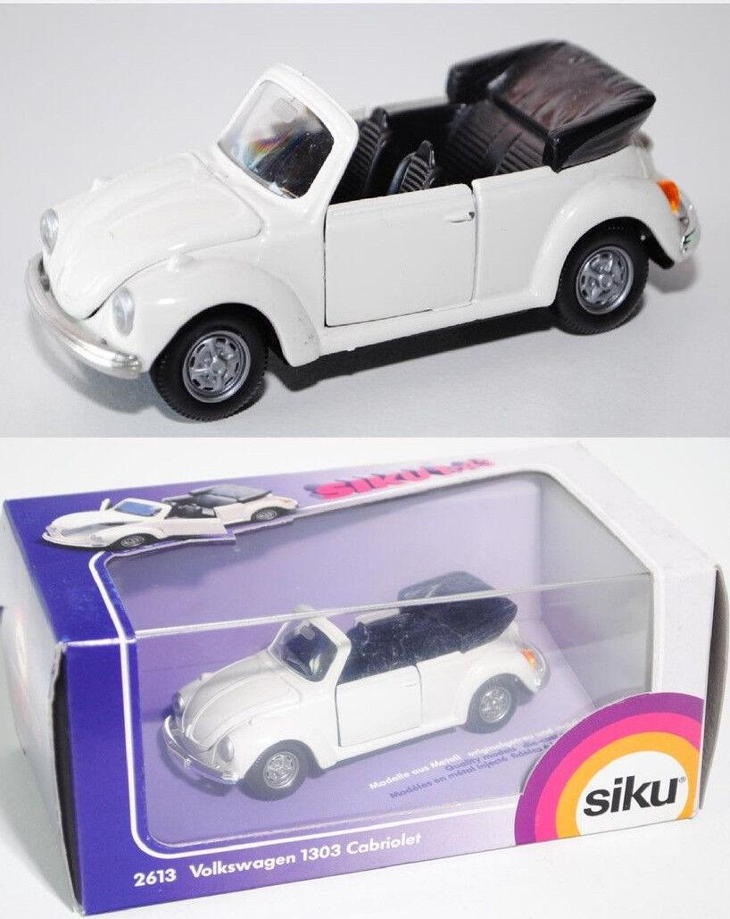 Siku  Super 2613 VW Käfer 1303 Cabriolet Modell 1972-1974  | Angemessener Preis