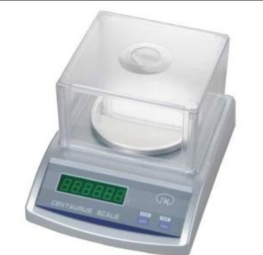 600g 0.01g  Precision Digital Balance Scale Accurat USG