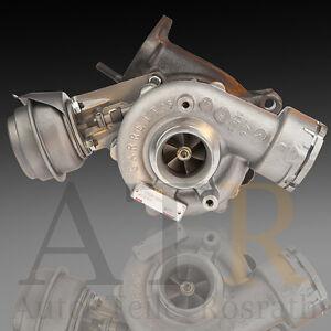 Turbolader-BMW-525d-E39-163PS-M57D-11657781435-7781436-710415-5003S-GARRETT