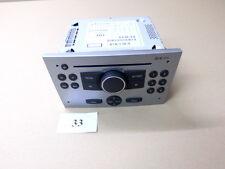 Radio CD Typ: CD 30 MP3 Opel CORSA C MERIVA A TIGRA B 13292091/6780720