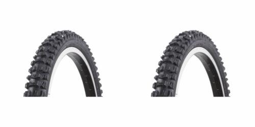 """2 X Kenda K816  24/"""" X 1.95/"""" MTB Road Bike Bicycle Wire Bead Tyre Black KT109C"""