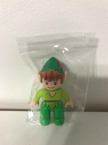 Lego Duplo Disney Peter Pan Boy People Figure Minifig   NEW