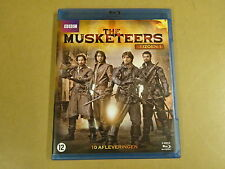 3-DISC BLU-RAY / THE MUSKETEERS - SEIZOEN 1 ( BBC )