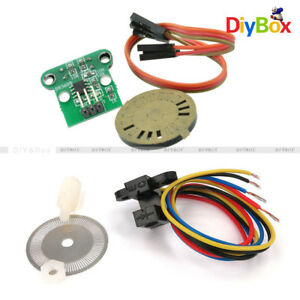 Details about HC-020K Photoelectric Speed Sensor Encoder Coded Disc code  wheel For Freescale