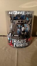 Transformers Movie 2007 Deluxe Class Autobot Jazz Target Exclusive MISB